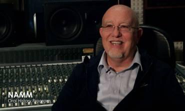 Luigi Bruti interviewed by NAMM