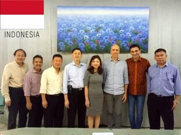 Dexibell in Indonesia