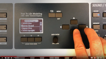 Nuovi video tutorial Dexibell demystified