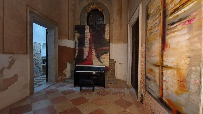 "Dexibell VIVO H7 meets ""Venezia Biennale Arte 2019"""