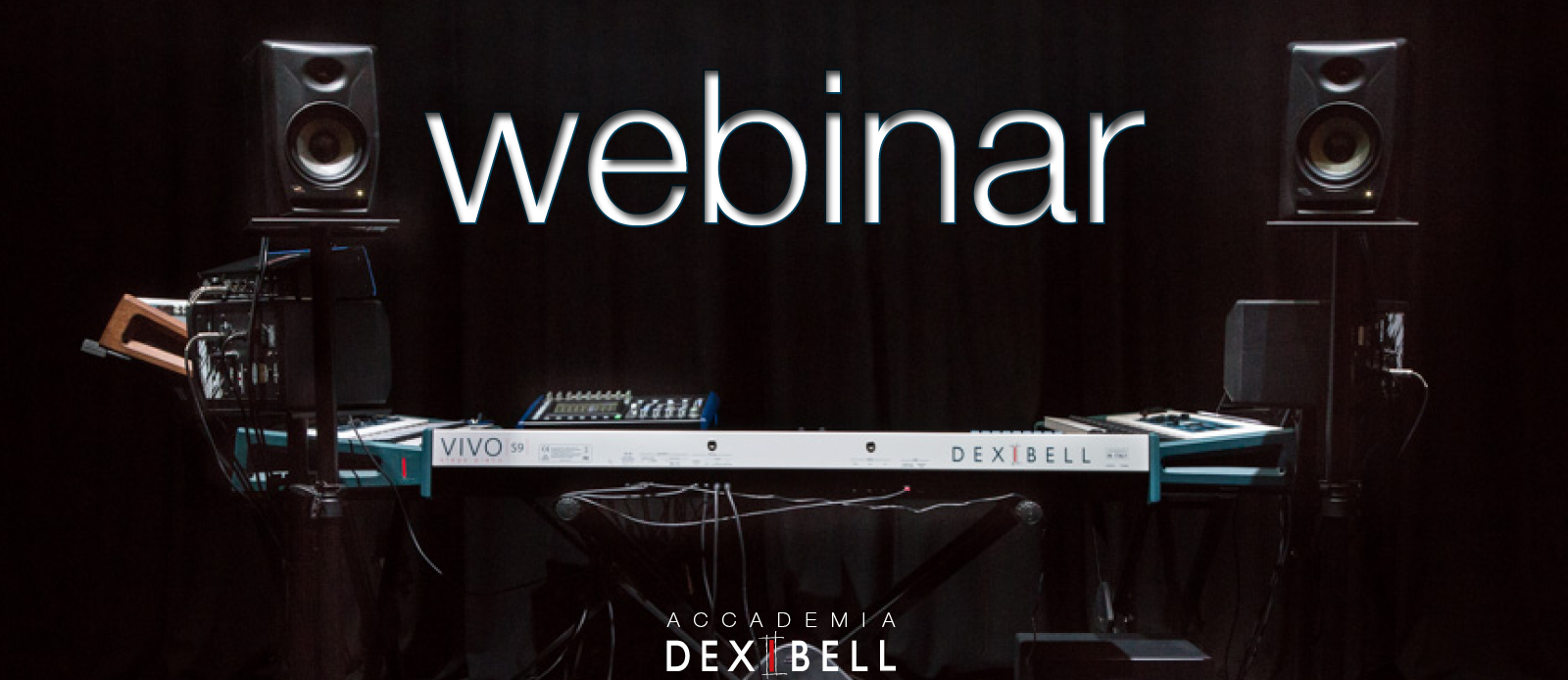 Dexibell Webinar