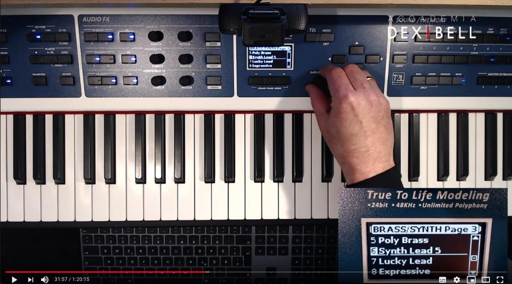 VIDEO WEBINAR #2: nuovi suoni come scaricarli e installarli