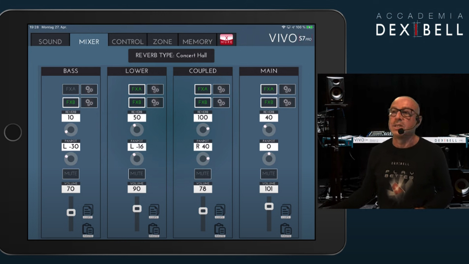 "VIDEO WEBINAR #5 ""suoni synth vintage lead & app iOS VIVO Editor"""