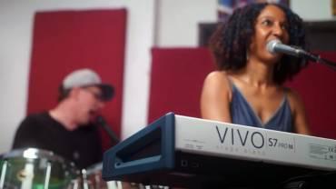 Victoria Theodore and the all-new VIVO S7 pro M